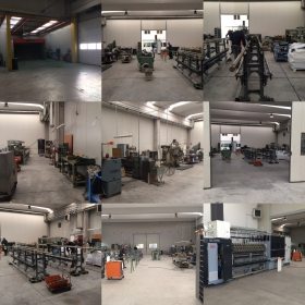 RICAMBI-SPARE PARTS AND USED TEXTLE MACHINERY - MECCANOTESSILE SBS SRL